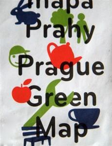 A Green Map of Prague